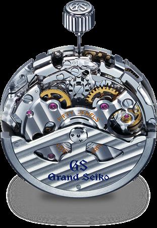 グランド セイコー-スプリングドライブ ブラックセラミック クロノグラフ SBGC221 画像2