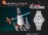 ハミルトン RedBull AIR RACE 公式タイムキーパーモデル 入荷しました H76225151 他