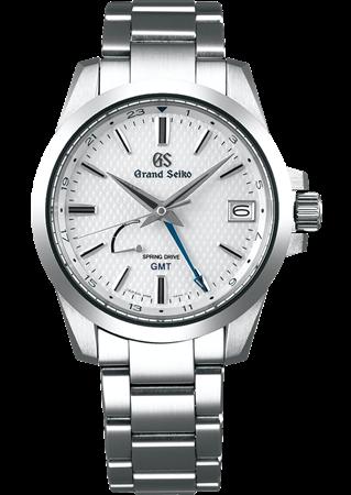 グランド セイコー スプリングドライブ GMT SBGE209