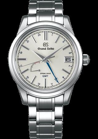 グランド セイコー スプリングドライブ GMT SBGE225