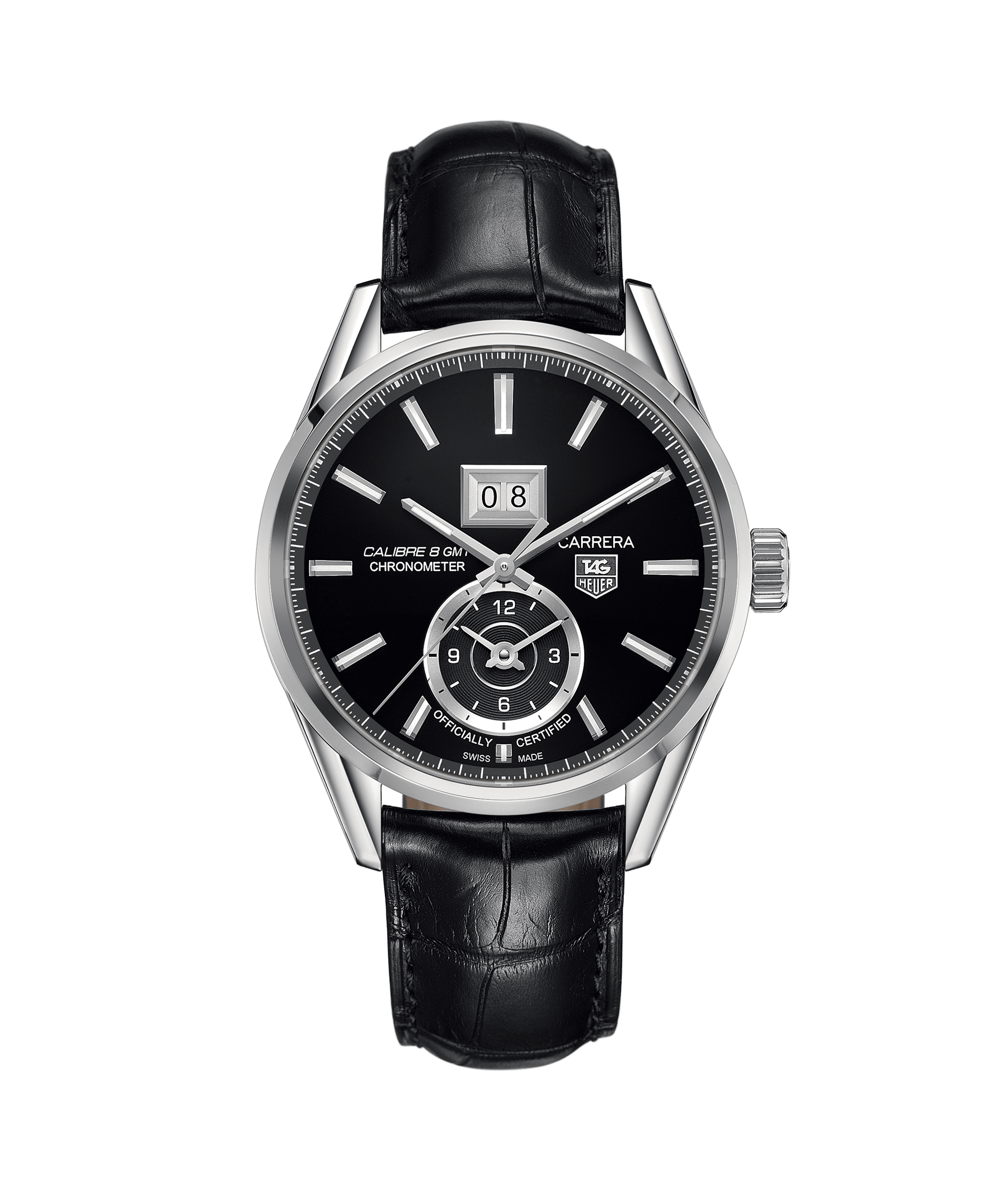 タグ・ホイヤー カレラ オートマティック GMTグランドデイト WAR5010.FC6266