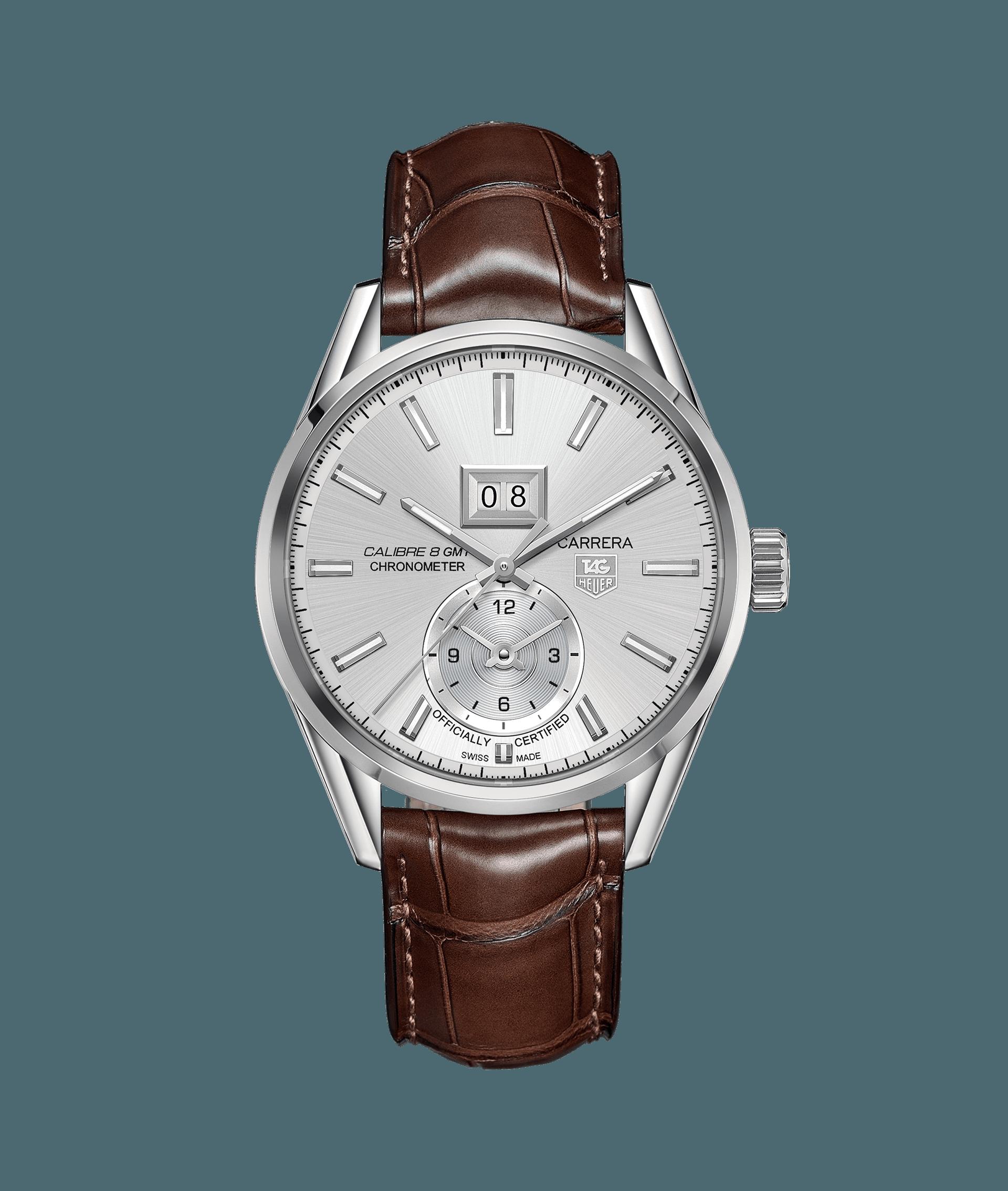 タグ・ホイヤー カレラ オートマティック GMTグランドデイト WAR5011.FC6291