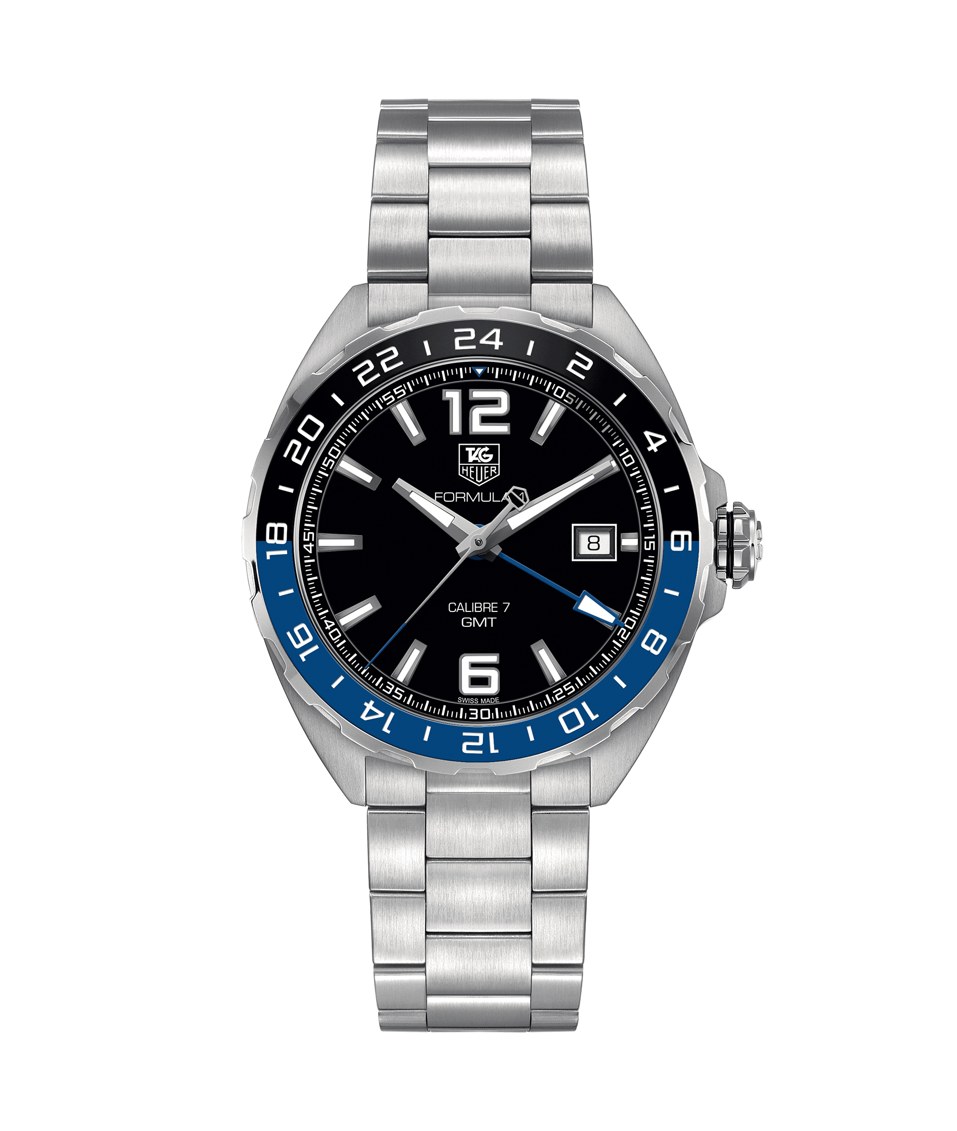 タグ・ホイヤー フォーミュラ1 オートマティック GMT WAZ211A.BA0875
