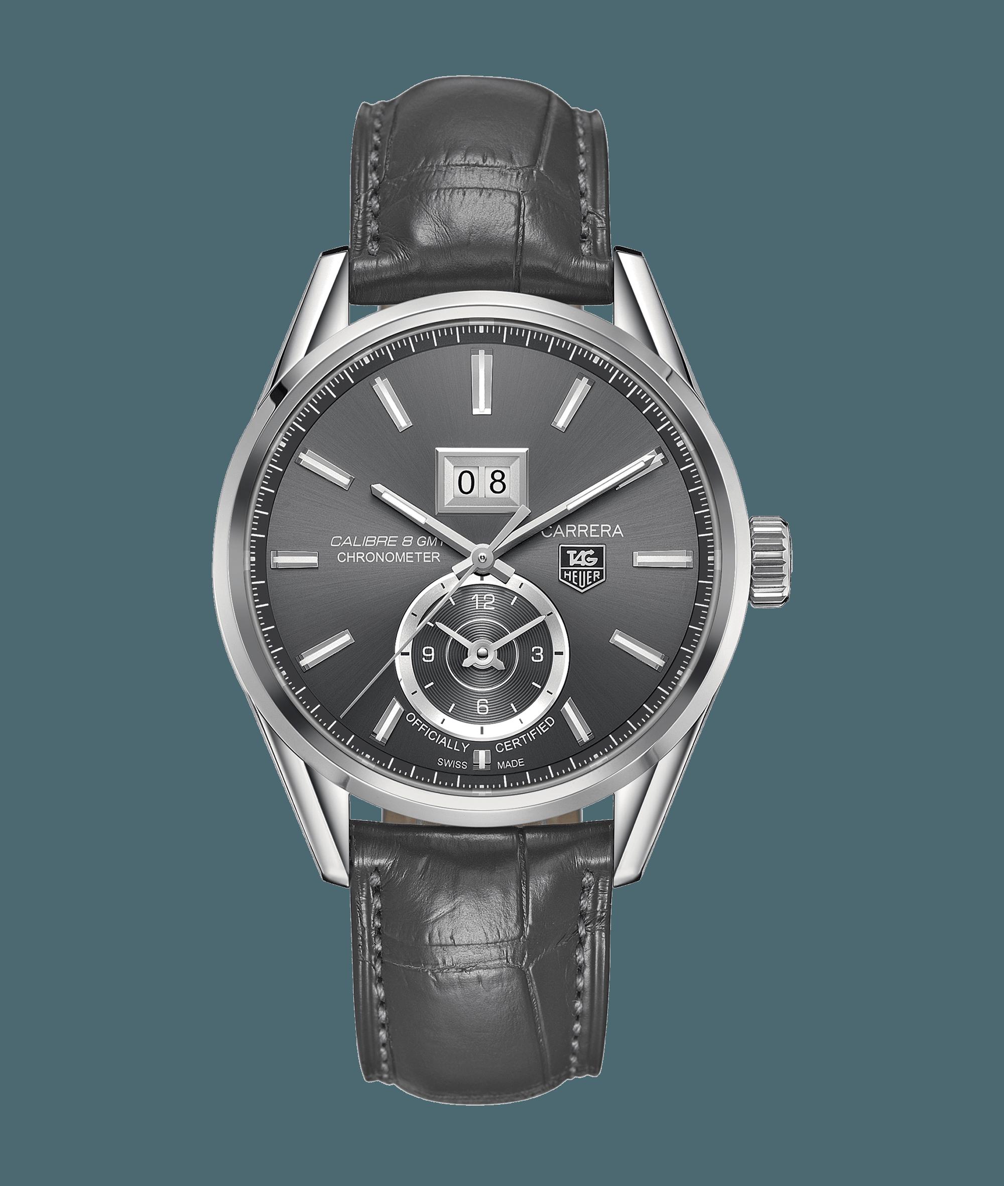 タグ・ホイヤー カレラ オートマティック GMTグランドデイト WAR5012.FC6326