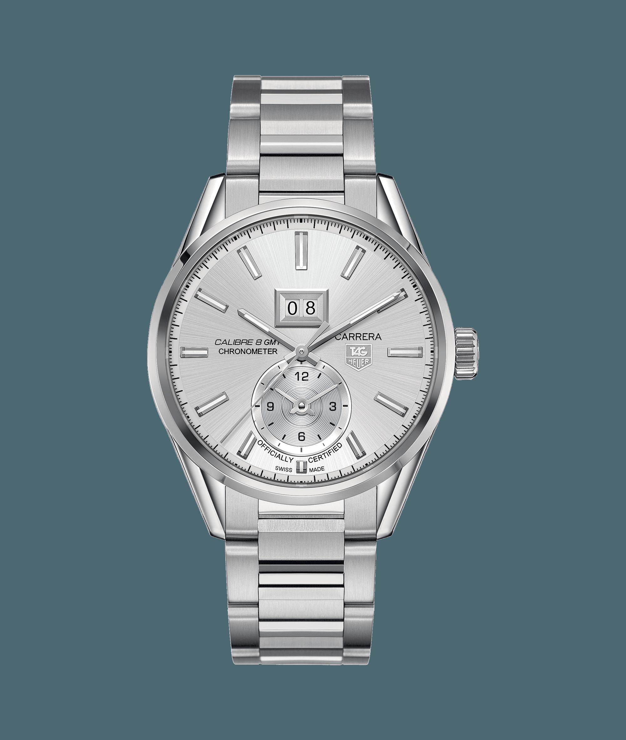 タグ・ホイヤー カレラ オートマティック GMTグランドデイト WAR5011.BA0723