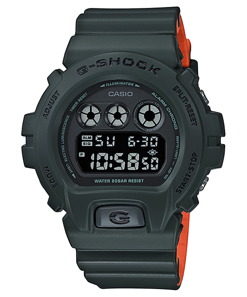 G-SHOCK SPECIAL COLOR DW-6900LU-3JF
