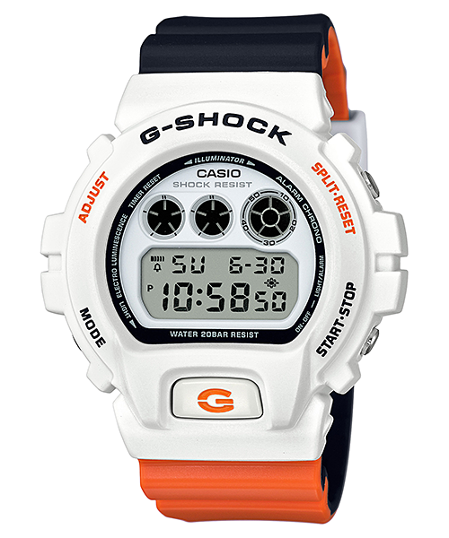 G-SHOCK SPECIAL COLOR DW-6900NC-7JF