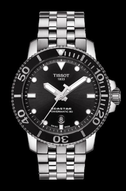 ティソ シースター1000 オートマチック T120.407.11.051.00