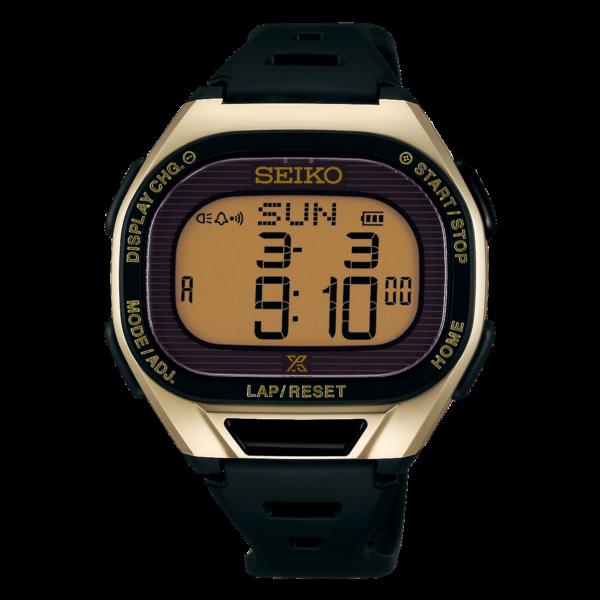 セイコー プロスペックス ソーラー スーパーランナーズ メタリック 東京マラソン2019 記念限定モデル SBEF050