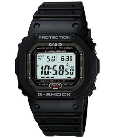 カシオ G-SHOCK メタルケース GW-5000-1JF