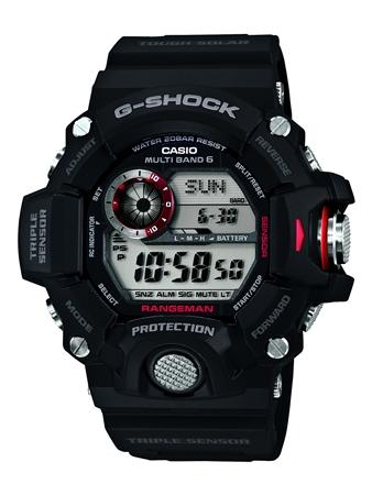 カシオ G-SHOCK レンジマン GW-9400J-1JF
