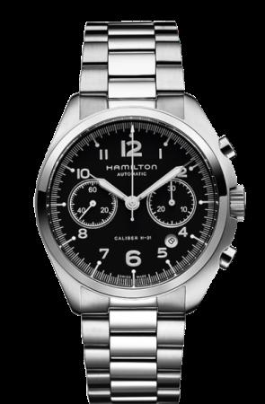 ハミルトン カーキ パイロット パイオニア オートマティック クロノグラフ H76416135