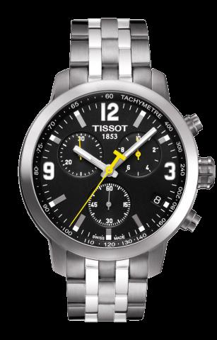 ティソ PRC200 クオーツ クロノグラフ T055.417.11.057.00
