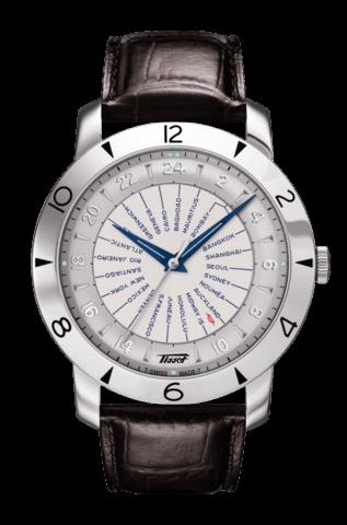 ティソ ヘリテージ 160thアニバーサリー オートマティック GMT COSC T078.641.16.037.00
