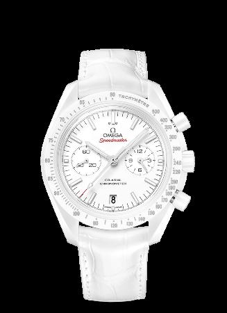 オメガ スピードマスター ムーンウォッチ ホワイト サイド オブ ザ ムーン 311.93.44.51.04.002