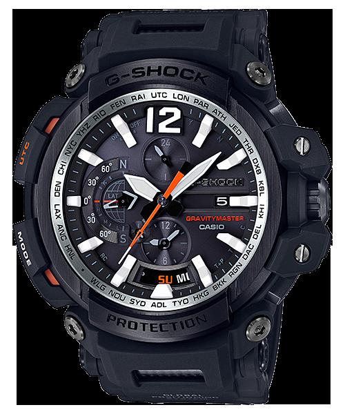 G-SHOCK グラビティマスター Bluetooth GPSハイブリット電波ソーラー GPW-2000-1AJF
