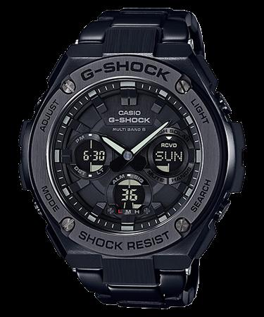 G-SHOCK G-STEEL タフソーラー電波 マルチバンド6 GST-W110BD-1BJF