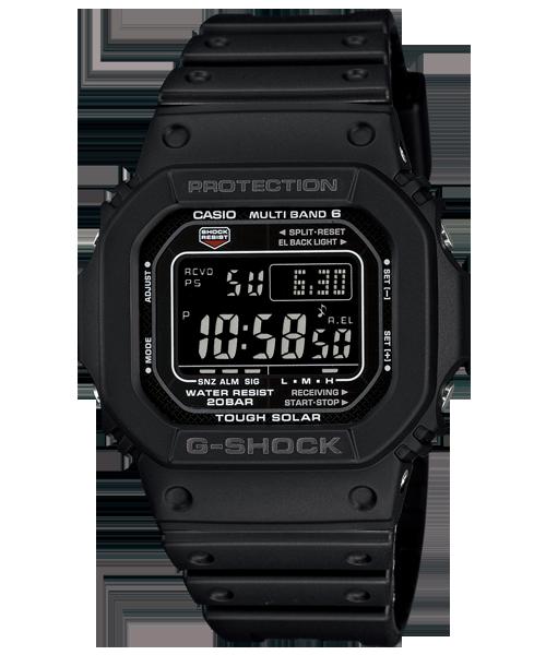 G-SHOCK マルチバンド6 電波ソーラー GW-M5610BC-1JF