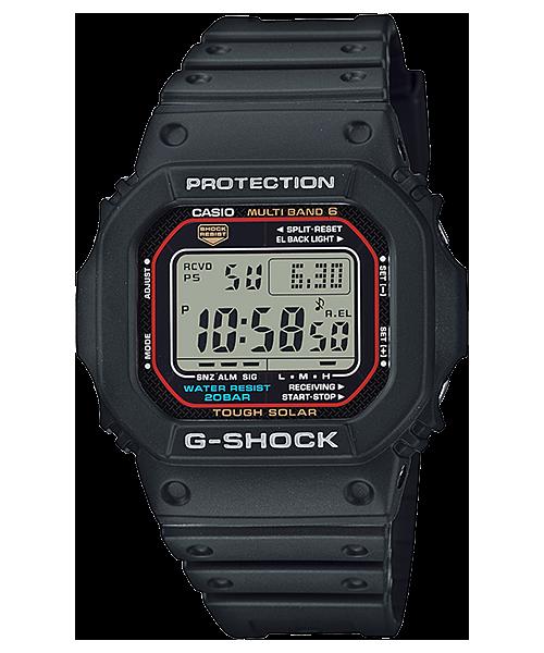 G-SHOCK マルチバンド6 電波ソーラー GW-M5610-1JF