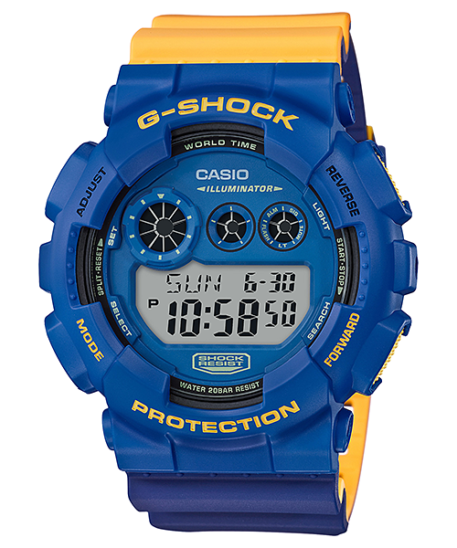 G-SHOCK SPECIAL COLOR GD-120NC-2JF