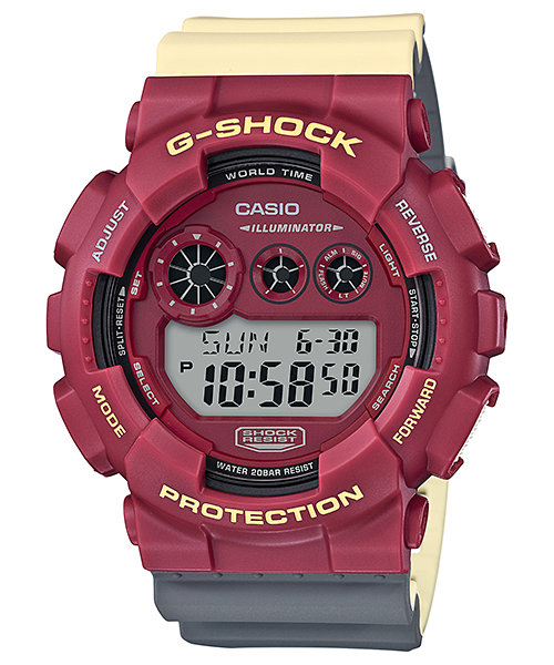 G-SHOCK SPECIAL COLOR GD-120NC-4JF