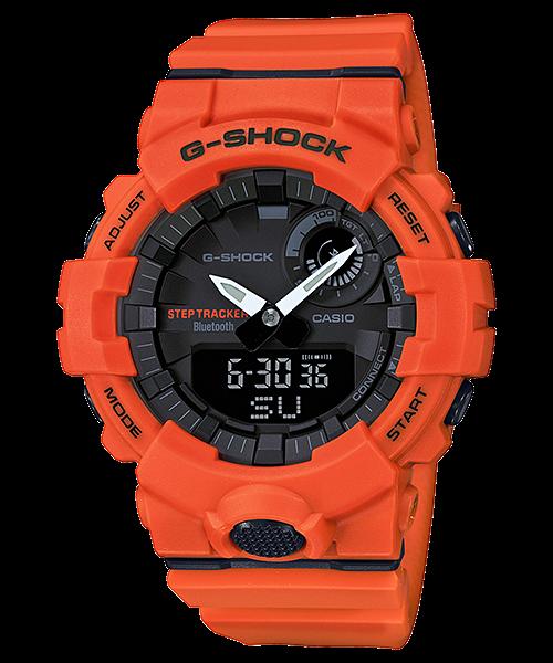 G-SHOCK G-SQUAD デジアナ スマートフォンリンク GBA-800-4AJF