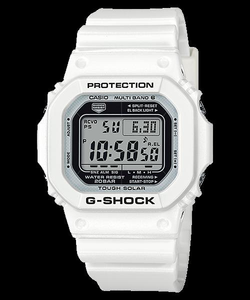 G-SHOCK タフソーラー電波 マルチバンド6 GW-M5610MW-7JF