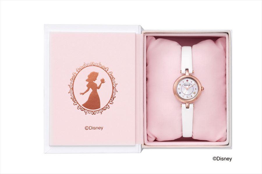 シチズン ウィッカ ソーラーテック Disneyコレクション 『白雪姫』限定ウォッチ KP3-368-10