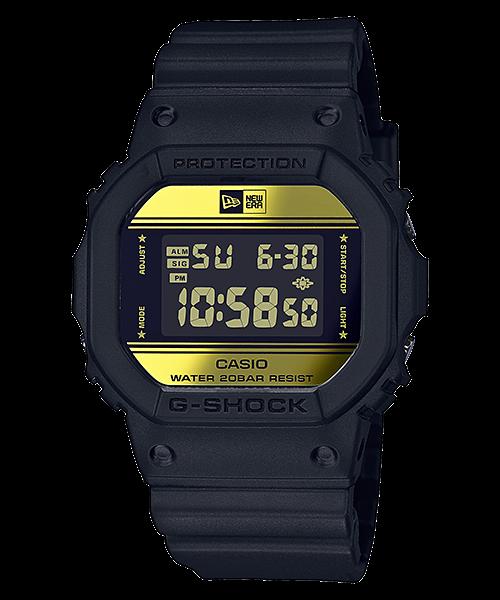 G-SHOCK 35周年スペシャルコラボレーション ニューエラコラボ DW-5600NE-1JR