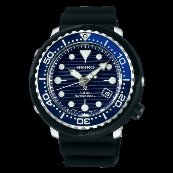 セイコー プロスペックス ダイバースキューバ ソーラー Save the Ocean Special Edition SBDJ045