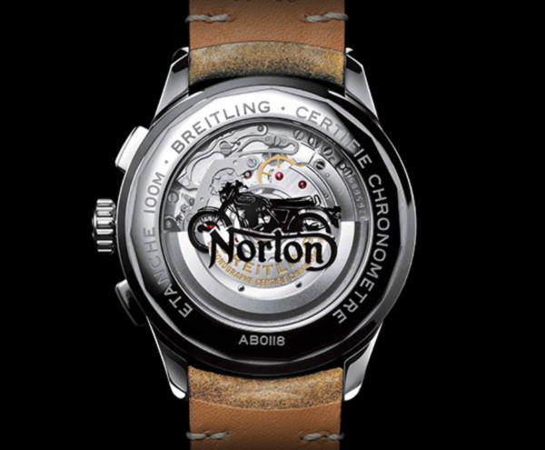 ブライトリング-プレミエ B01 クロノグラフ 42 NORTON Edition A007N-1CAD 画像3