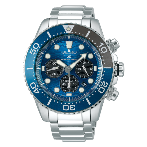 セイコー プロスペックス ダイバースキューバ ソーラー Save the Ocean Special Edition SBDL059