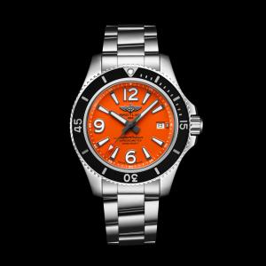 superocean automatic 42 orange-3-2