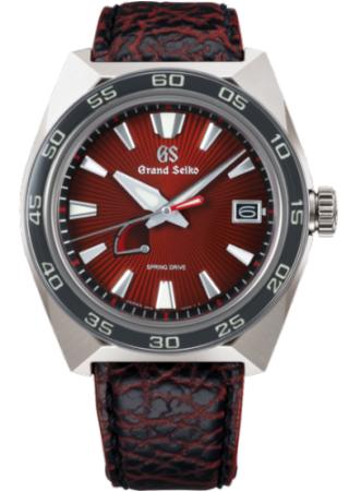 グランド セイコー スプリングドライブ スポーツコレクション 「ゴジラ」誕生65周年記念限定モデル SBGA405