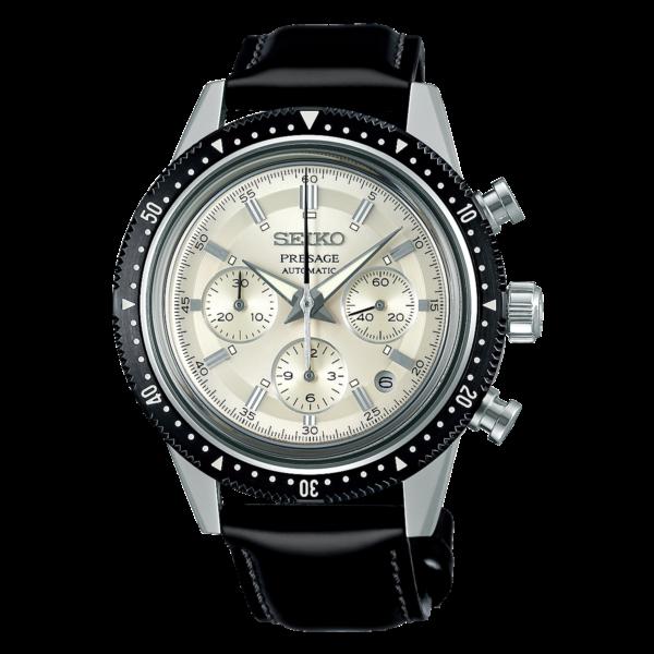 セイコー プレザージュ メカニカル プレステージライン セイコークロノグラフ55周年記念限定モデル SARK015
