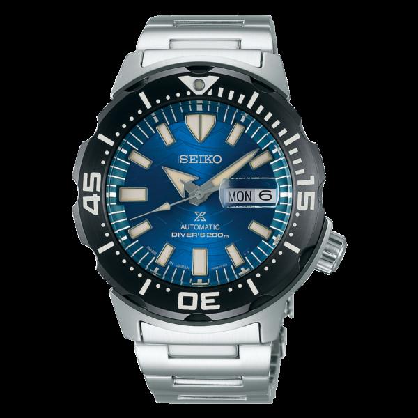 セイコー プロスペックス ダイバースキューバ メカニカル Save the Ocean Special Edition SBDY045