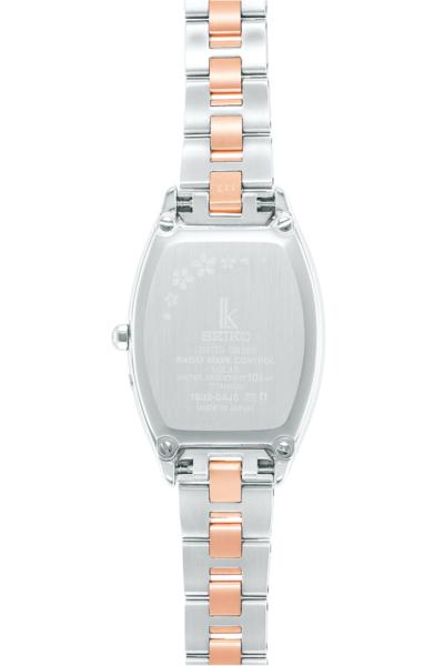 セイコー-ルキア ソーラー電波 Lady Diamond 2020 SAKURA Blooming 数量限定モデル SSQW050 画像2