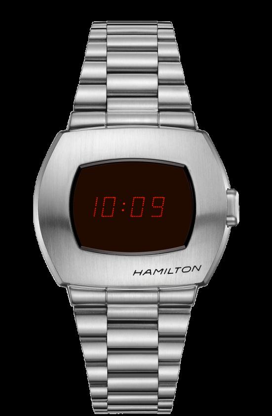 ハミルトン PSR デジタルクオーツ H52414130