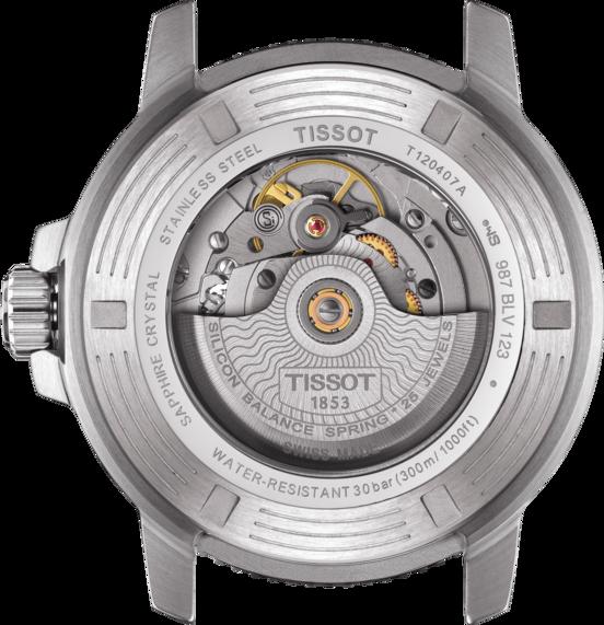 ティソ-シースター1000 オートマティック T120.407.11.091.00 画像2