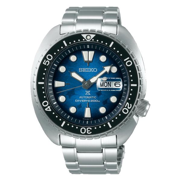セイコー プロスペックス ダイバースキューバ メカニカル Save the Ocean Special Edition SBDY063