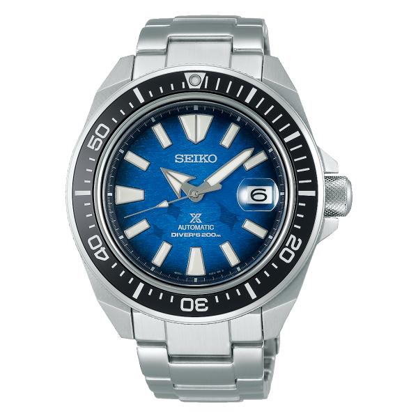 セイコー プロスペックス ダイバースキューバ メカニカル Save the Ocean Special Edition SBDY065