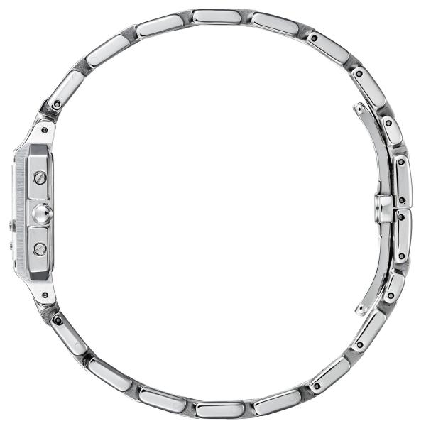 シチズン L-エコ・ドライブ ダイヤモンド スクエアケース 限定モデル EG7060-93W 画像2