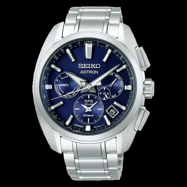 セイコー アストロン 5X デュアルタイム チタン SBXC065