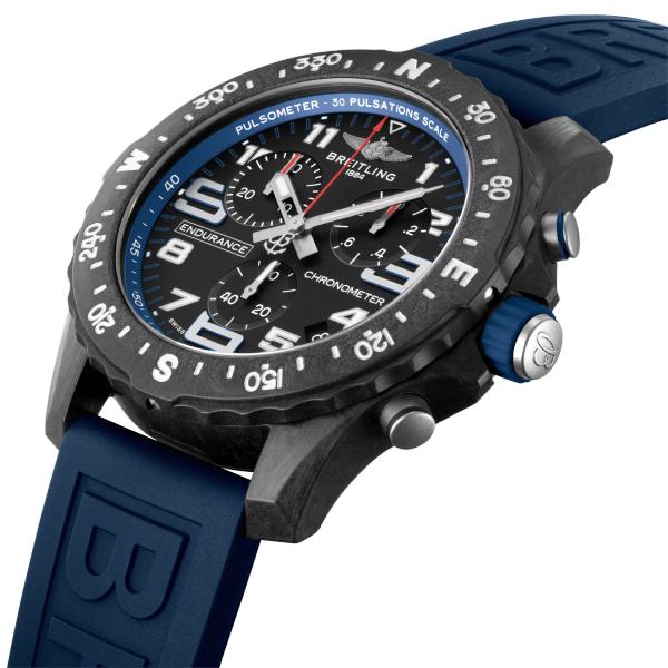 ブライトリング-プロフェッショナル エンデュランス プロ ブルー&ブラック X82310D51B1S1 画像2