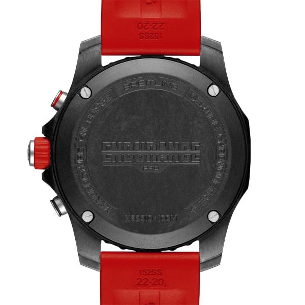 ブライトリング-プロフェッショナル エンデュランス プロ レッド&ブラック X82310D91B1S1 画像3