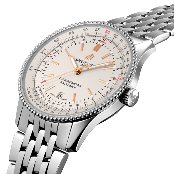 navitimer 1 automatic 41 silver-2_R