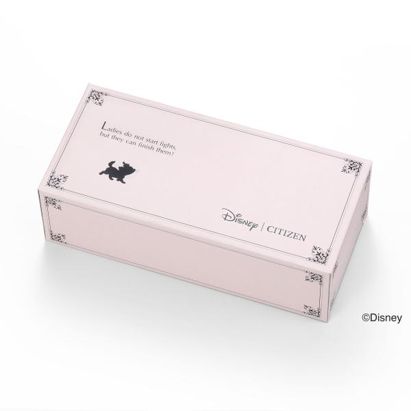 シチズン L-エコ・ドライブ ディズニーコレクション 限定モデル「Disney Marie」 EM0665-57W 画像3