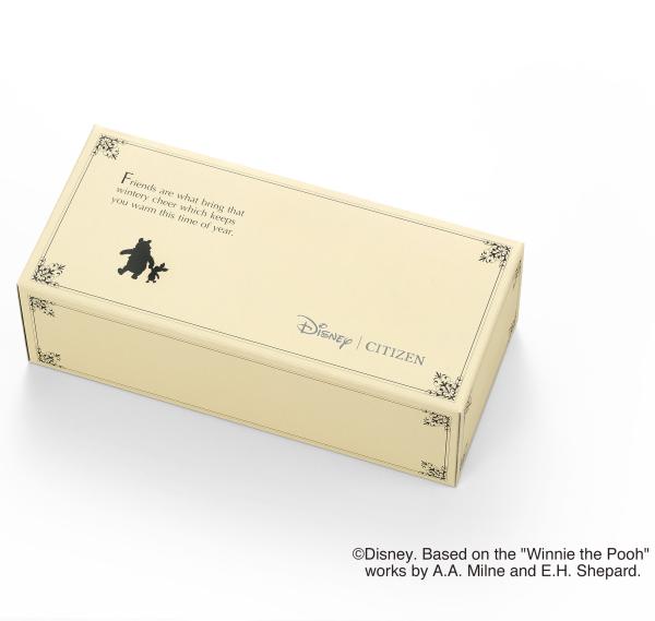 シチズン L-エコ・ドライブ ディズニーコレクション 限定モデル 「Winnie the Pooh」 EW5555-55D 画像3