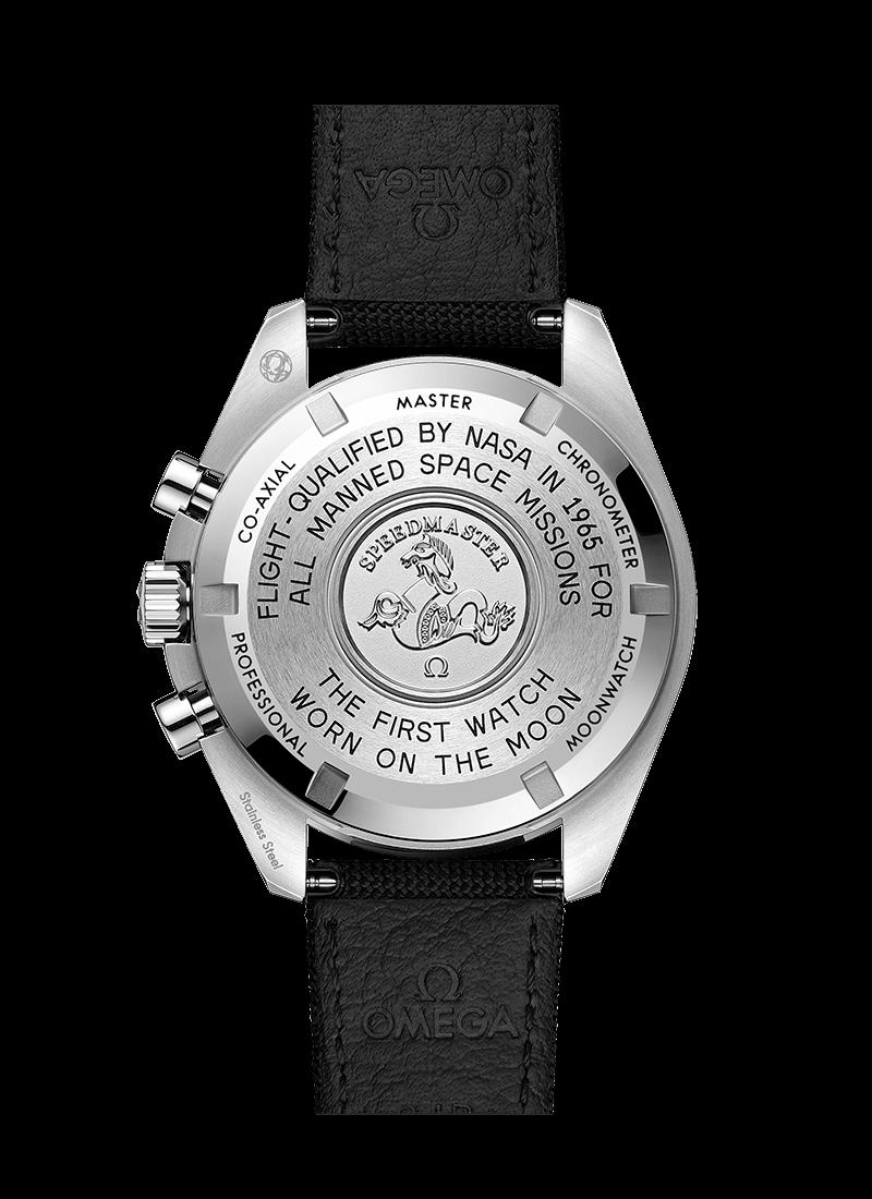 オメガ-スピードマスター ムーンウォッチ プロフェッショナル マスタークロノメーター 310.32.42.50.01.001 画像2