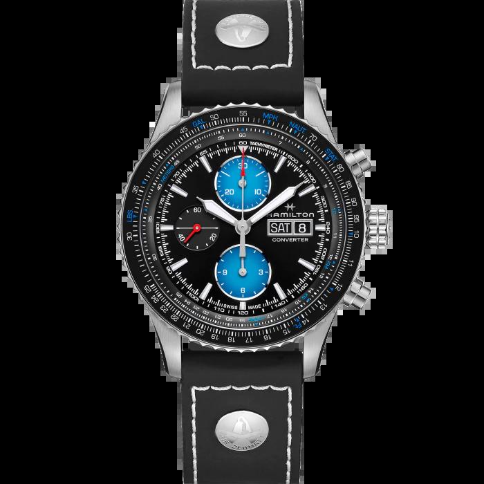 ハミルトン カーキアビエーション Converter Air Zermatt Limited Edition H76706730